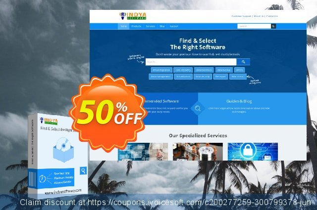 Indya OST Converter Toolkit - Corporate License discount 50% OFF, 2021 Happy New Year offering sales