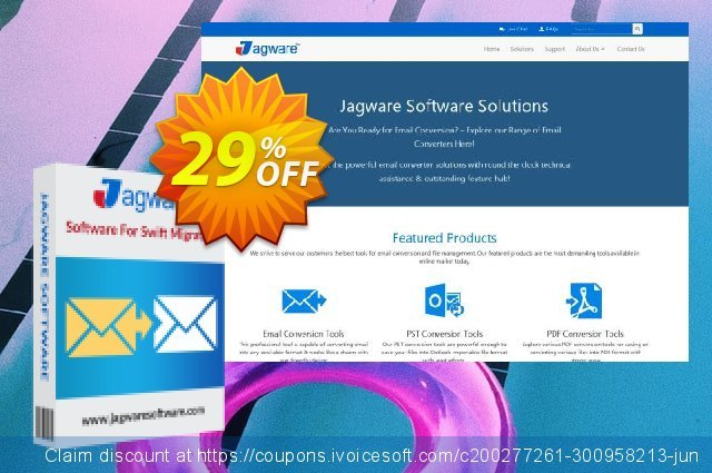 Jagware NSF to PDF Wizard discount 29% OFF, 2021 Handwashing Day discounts. Coupon code Jagware NSF to PDF Wizard - Home User License