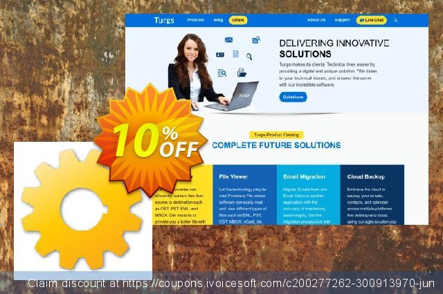 Turgs MBOX to NSF Wizard - Pro License discount 10% OFF, 2020 Halloween offering sales