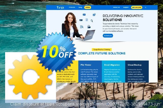 Turgs vCard Wizard - Standard License discount 10% OFF, 2020 Black Friday promotions
