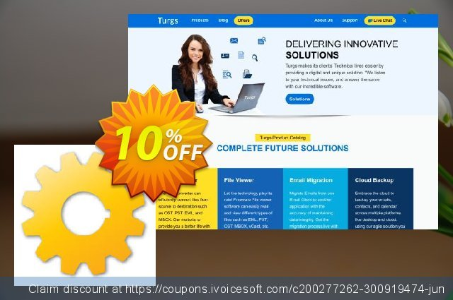 Turgs vCard Wizard - Pro License discount 10% OFF, 2020 Halloween promotions