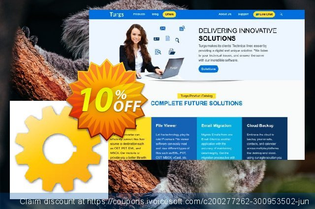 Turgs MBOX Wizard - Home User License discount 10% OFF, 2020 Halloween discounts