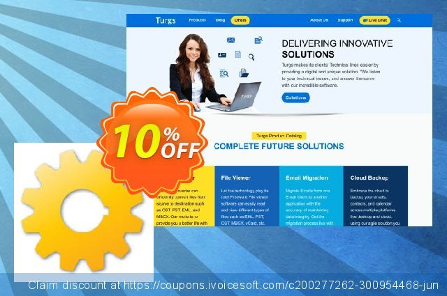 Turgs OST File Converter - Home User License discount 10% OFF, 2020 Halloween offering sales