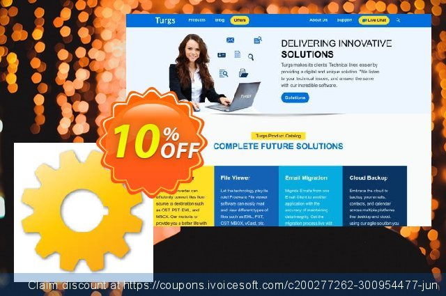 Turgs PST Contacts Converter - Home User License discount 10% OFF, 2020 Halloween offering discount