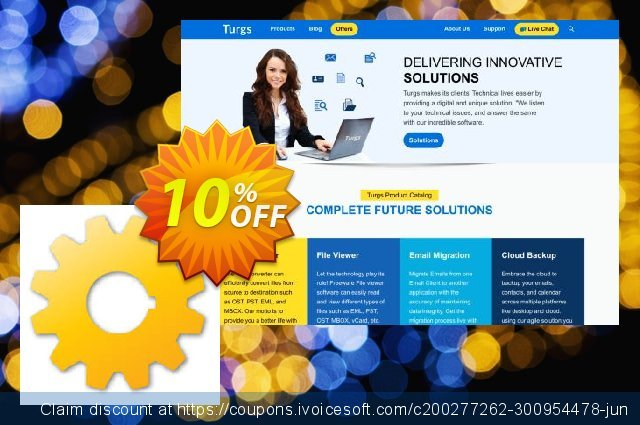 Turgs PST Contacts Converter - Pro License discount 10% OFF, 2020 Halloween offering sales
