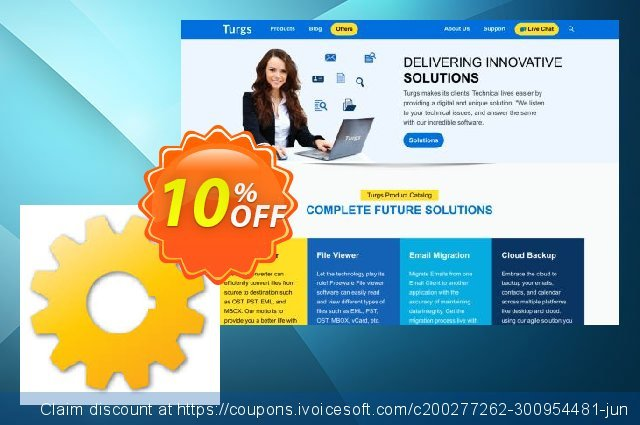 Turgs PST to Office 365 Wizard - Home User License discount 10% OFF, 2020 Halloween promo