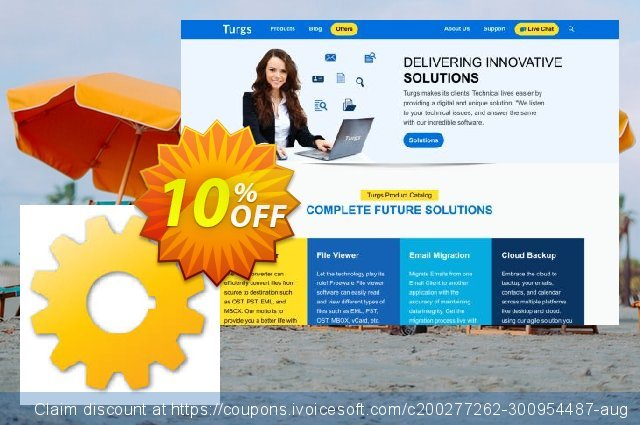 Turgs EML to NSF Wizard - Home User License discount 10% OFF, 2020 Halloween offering sales
