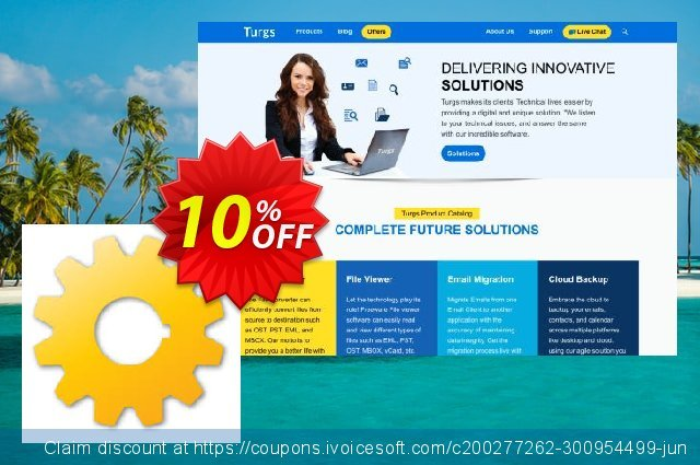 Turgs MSG to Office 365 Wizard - Pro License discount 10% OFF, 2020 Halloween promo sales
