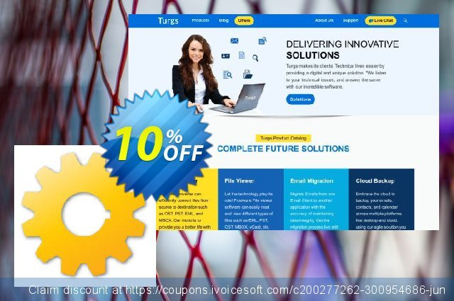 Turgs Backupify Converter Wizard - Home User License discount 10% OFF, 2020 Halloween offering discount