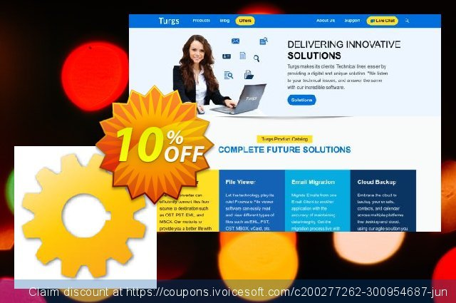 Turgs Backupify Converter Wizard - Pro License discount 10% OFF, 2020 Halloween offering sales