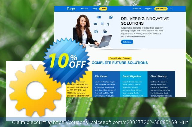 Turgs Zimbra MSG Wizard - Pro License discount 10% OFF, 2020 Xmas Day offering sales