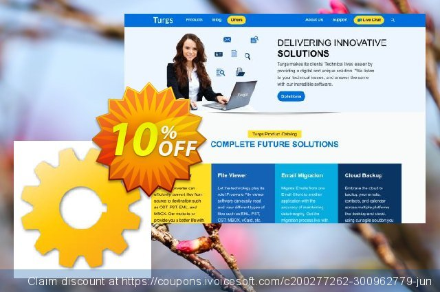 Turgs MBOX Wizard - Pro License Upgrade discount 10% OFF, 2020 Thanksgiving offering discount