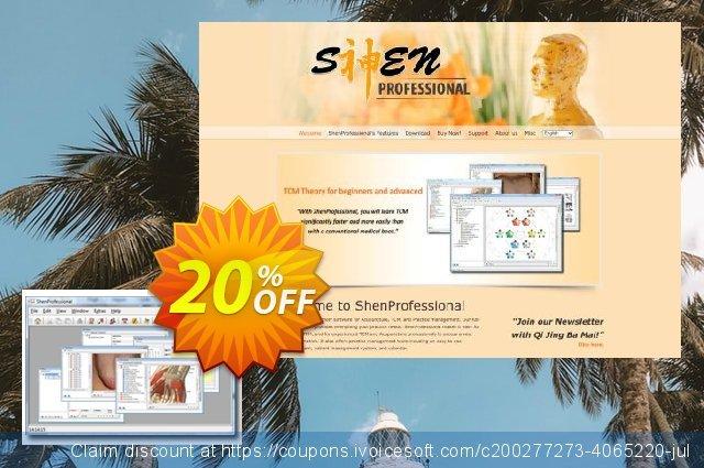 ShenProfessional 3.1 (ESP) 了不起的 销售 软件截图