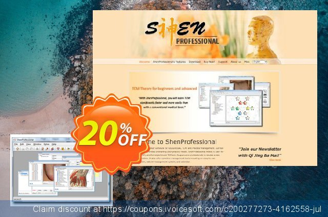 ShenProfessional 3.1 (D) discount 20% OFF, 2021 New Year offering sales