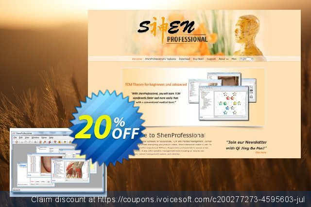 ShenProfessional 3.1 (PRT)  대단하   할인  스크린 샷