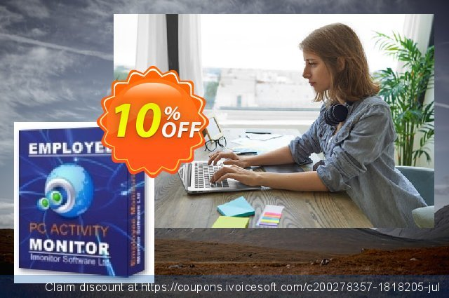 IMonitor EAM Standard Additional Monitor License discount 10% OFF, 2021 New Year offering deals