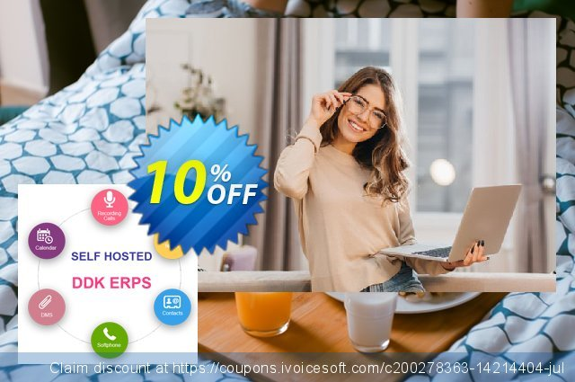 DKERPS AI POWERED CRM/ERP/Project Management tools discount 10% OFF, 2021 January offering sales