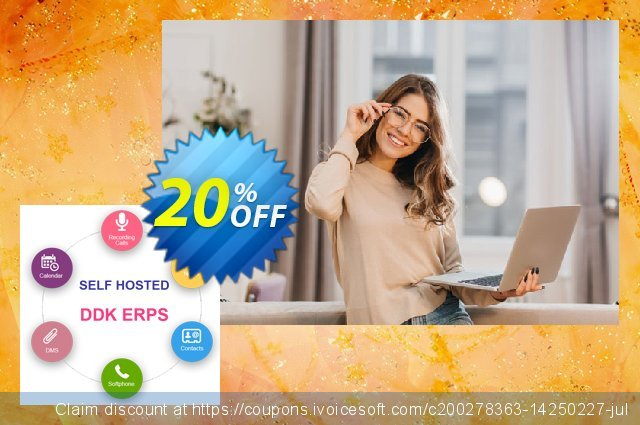 DKERPS AI powered CRM only discount 10% OFF, 2021 New Year promotions
