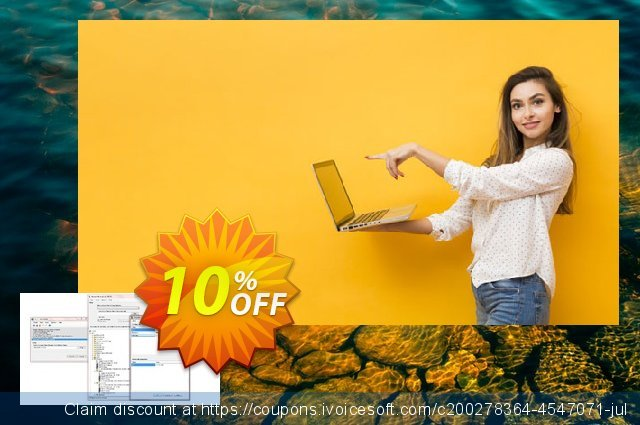 CollectAdmin discount 10% OFF, 2021 New Year promo sales