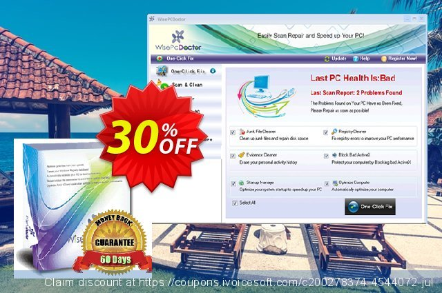 Wise PC Doctor (5 PC) discount 30% OFF, 2020 Halloween discounts