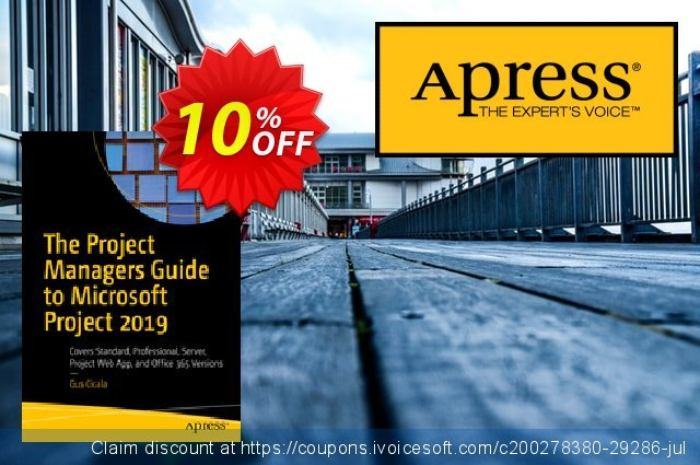 The Project Managers Guide to Microsoft Project 2019 (Cicala) 激动的 产品销售 软件截图