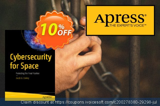 Cybersecurity for Space (Oakley) discount 10% OFF, 2020 Halloween offering sales
