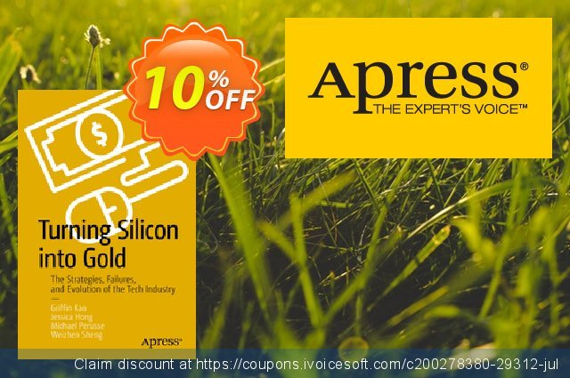 Turning Silicon into Gold (Kao) discount 10% OFF, 2020 Halloween offering sales