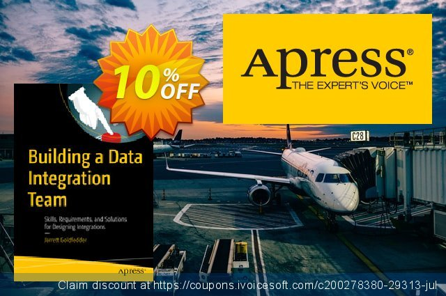 Building a Data Integration Team (Goldfedder) discount 10% OFF, 2020 Halloween offering deals