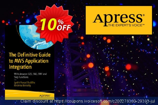 The Definitive Guide to AWS Application Integration (Buddha) 壮丽的 交易 软件截图