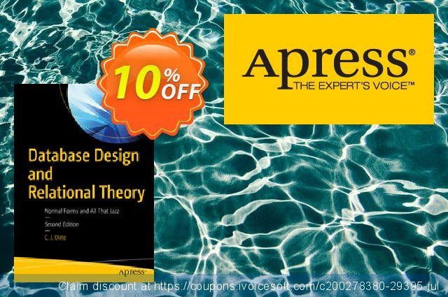 Database Design and Relational Theory (Date) 대단하다  촉진  스크린 샷