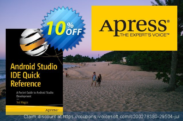 Android Studio IDE Quick Reference (Hagos) discount 10% OFF, 2020 Halloween promo sales