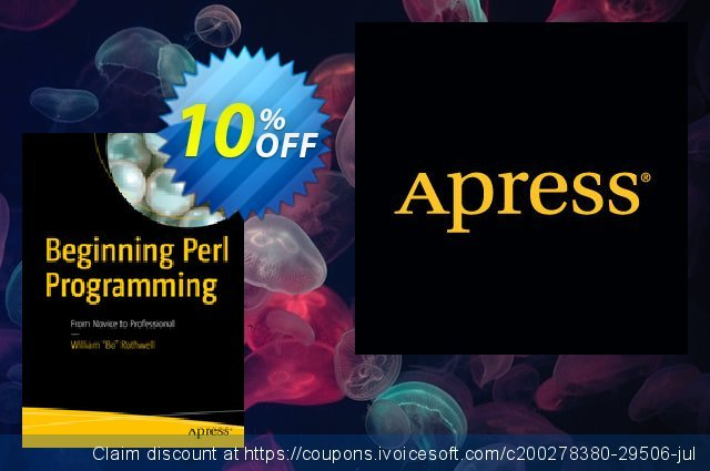 Beginning Perl Programming (Rothwell) 最 产品销售 软件截图