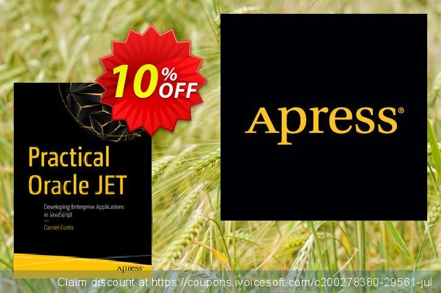 Practical Oracle JET (Curtis) discount 10% OFF, 2020 Halloween promo sales