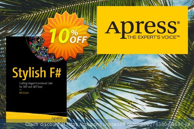 Stylish F# (Eason) discount 10% OFF, 2020 Halloween offering discount