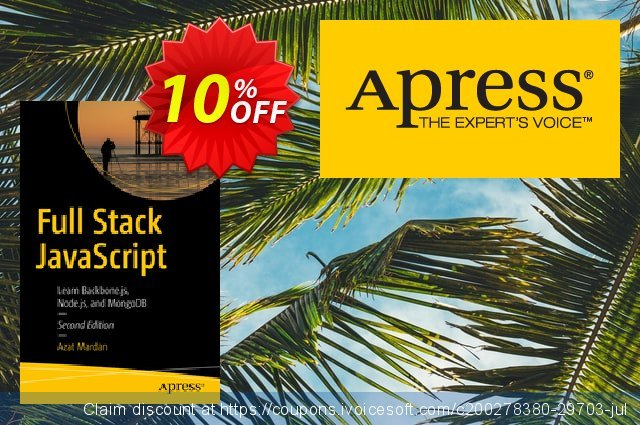 Full Stack JavaScript (Mardan) discount 10% OFF, 2020 Thanksgiving Day discounts