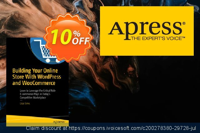 Building Your Online Store With WordPress and WooCommerce (Sims) discount 10% OFF, 2020 Halloween discount