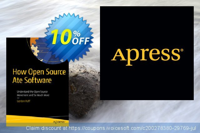 How Open Source Ate Software (Haff) 可怕的 优惠 软件截图