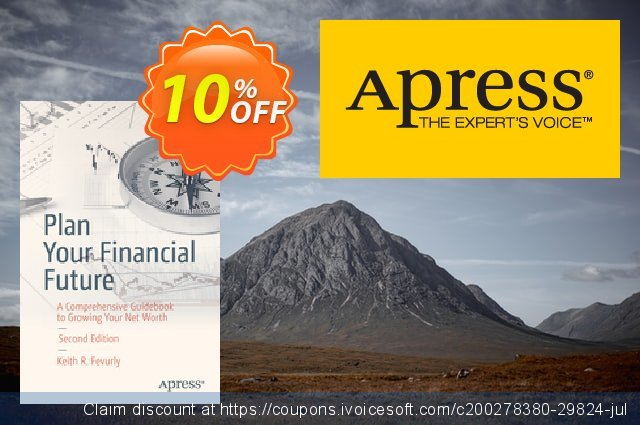 Plan Your Financial Future (Fevurly) discount 10% OFF, 2020 Halloween offering discount
