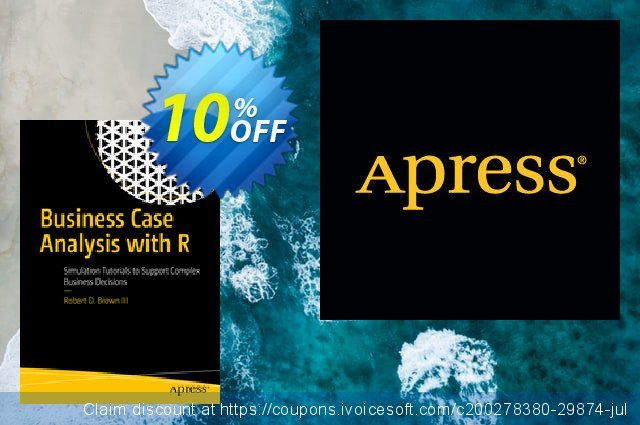 Business Case Analysis with R (Brown) discount 10% OFF, 2020 Halloween offering sales