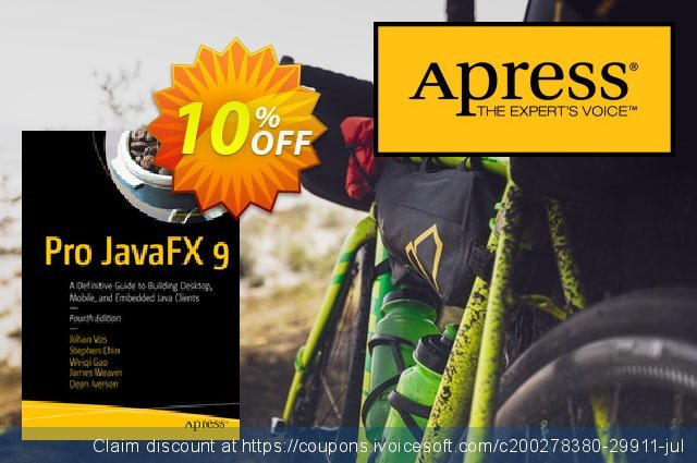 Pro JavaFX 9 (Vos) discount 10% OFF, 2020 Black Friday offering sales