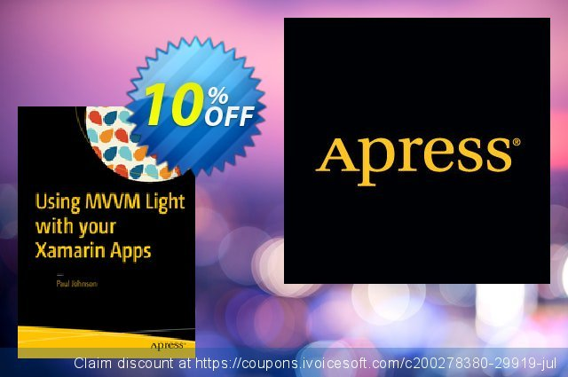 Using MVVM Light with your Xamarin Apps (Johnson)  신기한   촉진  스크린 샷