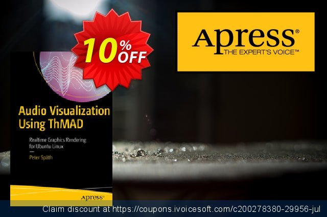 Audio Visualization Using ThMAD (Späth) discount 10% OFF, 2020 Xmas offering sales