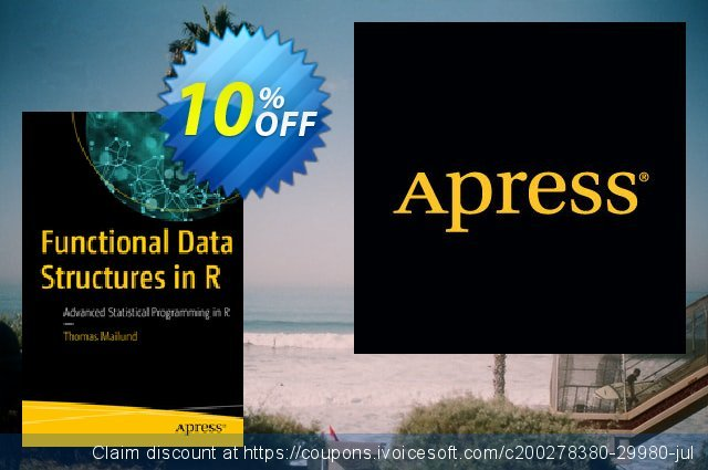 Functional Data Structures in R (Mailund) discount 10% OFF, 2020 Year-End offering sales