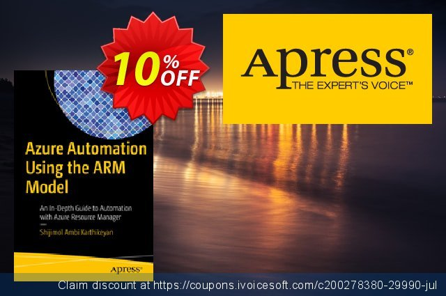 Azure Automation Using the ARM Model (A.K.) discount 10% OFF, 2021 Spring offering sales