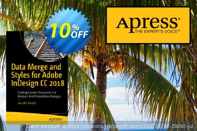 Data Merge and Styles for Adobe InDesign CC 2018 (Harder) discount 10% OFF, 2020 Thanksgiving discount