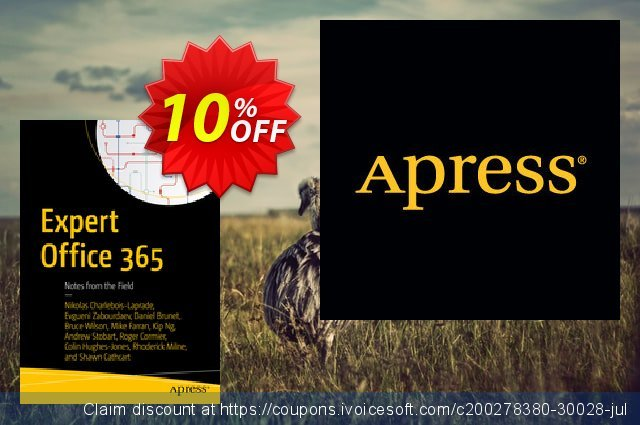 Expert Office 365 (Charlebois-Laprade) discount 10% OFF, 2021 Happy New Year offering sales