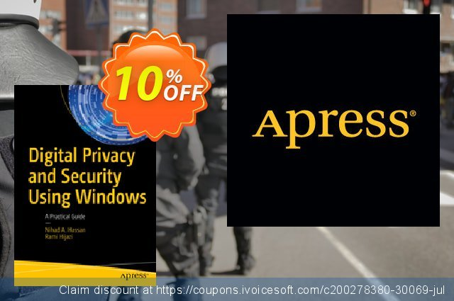 Digital Privacy and Security Using Windows (Hassan) discount 10% OFF, 2020 Thanksgiving Day discount
