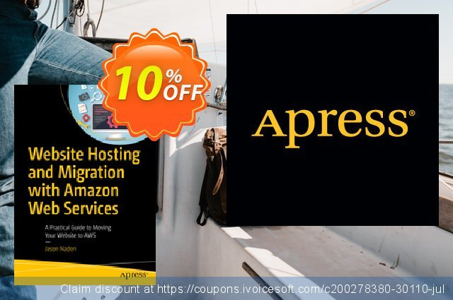 Website Hosting and Migration with Amazon Web Services (Nadon) discount 10% OFF, 2021 New Year offering sales