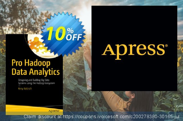 Pro Hadoop Data Analytics (Koitzsch)  멋있어요   촉진  스크린 샷