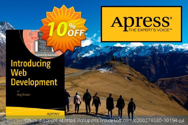 Introducing Web Development (Krause) discount 10% OFF, 2021 New Year offering discount